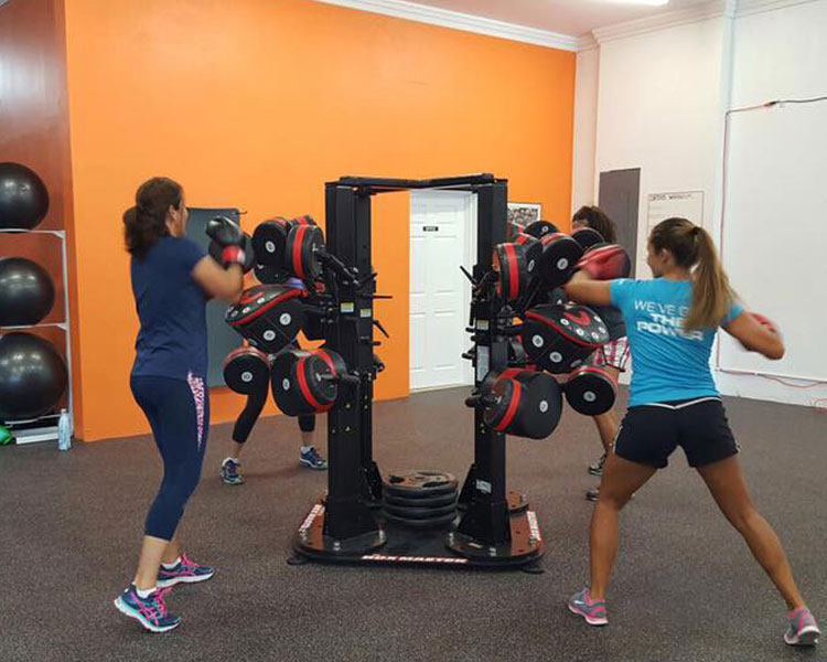 Cardio Box Class Turks and Caicos